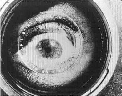 Dziga Vertov, from The Man with the Movie Camera